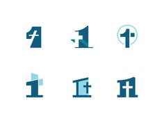 First Christian Church Logo Sketches