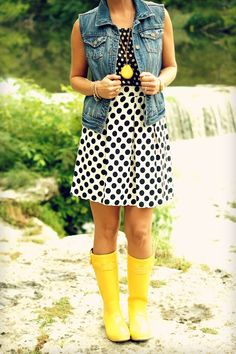 Yellow Rain Boots for Coraline costume | Projects | Pinterest ...