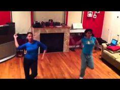 Bahara dance Practice