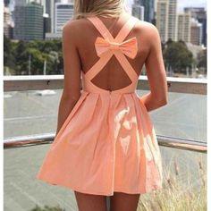 Cute sun dress