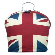 Union Jack Fabric Tea Cosy
