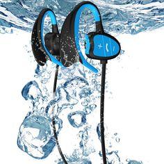 wireless bluetooth waterproof earphone