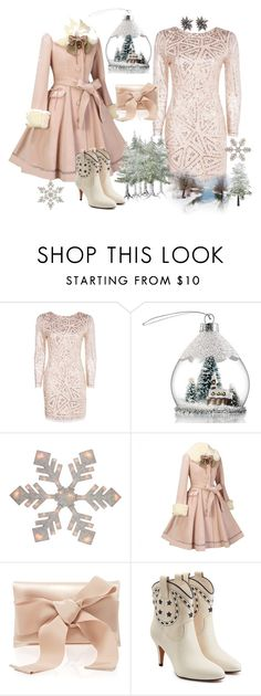 """contest"" by delmode ❤ liked on Polyvore featuring Boohoo, Avon, Oscar de la Renta, Marc Jacobs and Alexis Bittar"
