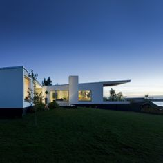 Villa Marstrand Wadt   Jyllinge, Denmark   Cornelius + VÖGE APS atelier for arkitektur   photo by Adam Mørk