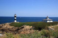 Faro de Illa Pancha-Galicia-Espana