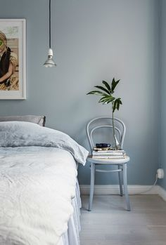 Passion Shake | How about Blue Bedroom? | http://passionshake.com