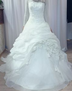 ♥ Designer Brautkleid von Eddy K NEU inklusive Änderungen ♥  Ansehen: http://www.brautboerse.de/brautkleid-verkaufen/designer-brautkleid-von-eddy-k-neu-inklusive-aenderungen/   #Brautkleider #Hochzeit #Wedding
