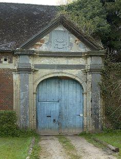 Lionbeek Castle Door