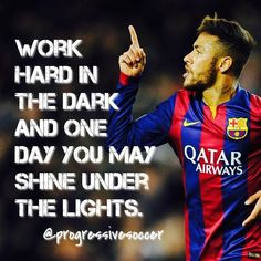 Neymar The concept of sport is a procedure that emerges with the existence of humanity Motivacional Quotes, Sport Quotes, Qoutes, Team Quotes, Girl Quotes, Soccer Memes, Sports Memes, Funny Sports, Inspirational Soccer Quotes