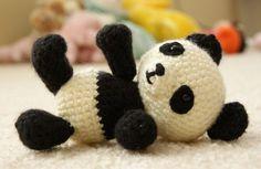 Crochet Panda Free Pattern