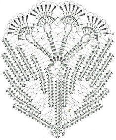 Crochet Patterns Filet, Crochet Doily Diagram, Crochet Lace Edging, Crochet Leaves, Crochet Mandala, Crochet Art, Love Crochet, Filet Crochet, Crochet Dolls