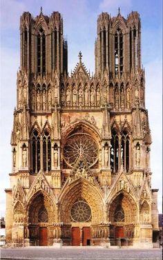 Catedral de Reims (Francia)