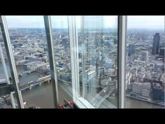 Views from The Shard