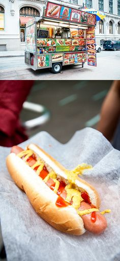 Lunch ideas for NY