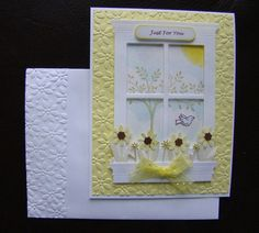 Stampin Up Handmade Flower Card for Birthday, Spring, Mothers Day, All Occasion