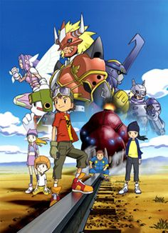 Digimon Frontiers: I know a lot of people didn't really like this Digimon incarnation, but I have to say it's in my top 2 Digimon series (it even beat out Digimon Adventures 2, and that had both T.K. and Kari). Why? I guess because Takuya and Koji were the only two male protagonists that reminded me of Tai and Matt (who, by the way, were my first legit anime crushes). All of the others were... meh.