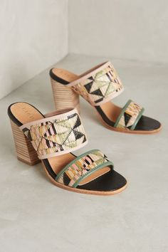 Lien.Do Sol Mules - anthropologie.com