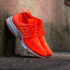 on sale 487bb 6b163 Nike Air Presto Flyknit Ultra Total Crimson  Totall Crimson- White- Pink
