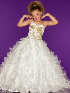 38a7ad88e 24 Best girls pageant dresses images