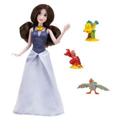 The Little Mermaid Deluxe Doll Gift Set - US Disney Store Product Image #4 - Vanessa and Ariel's Friends | por drj1828