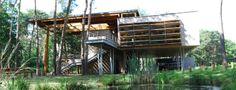 Maison des Forêts - SER ©  CREA - Saint Etienne du Rouvray