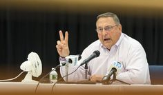 """Maine Gov. Paul LePage Says People Of Color Are 'The Enemy' :: When you go to war, he added, """"you shoot at the enemy."""""""