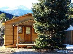 Mills Drive Cottage in Estes Park