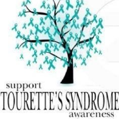 Tourette Syndrome Awareness Month. May 15th- June 15th!   It's almost awareness month for one of the most misunderstood And mad fun of of the Syndromes... Support TOURETTE SYNDROME!!!  It's not about cussing its About Tics repeated sudden uncontrollable movements and sounds... Spread the work and Help us stop the hate!!!