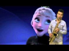 Frozen. Let it go. Ismael Dorado (Cover Sax) - YouTube #IsmaelDorado #music #Saxofón #TalaveradelaReina #Disney