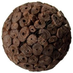 Chocolate Large Decorative Balls by Angel Aromatics | Rich Chocolate Scented Decorative Ball. Available at  http://www.angelaromatics.com.au/scented-bowl-decorations/chocolate-large-decorative-balls