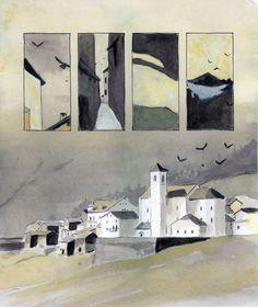 Simplon Dorf Painting, Art, Art Production, Pictures, Art Background, Painting Art, Kunst, Paintings, Performing Arts