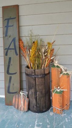 Fall sign and pumpkins available for purchase. mailto:bhvmg125@gmail.com Fall front porch sign