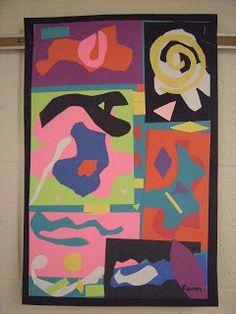 Matisse 2nd Grade
