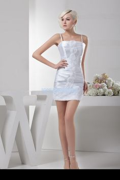 free shipping 2013 hot seller formal short new design brides maid handmade flowers sexy gown custom size/color white party Dress