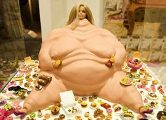 Snack Time Barbie