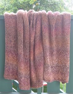 Doris's throw | NICOLA KNITS