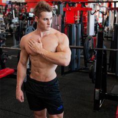 casual Training Bodybuilding Workout Fitness GYM Short - eFashionova - New Ideas Planet Fitness, Fitness Man, Summer Fitness, Fitness Pics, Muscle Fitness, Fitness Fashion, Bodybuilding Training, Fitness Bodybuilding, Wöchentliches Training