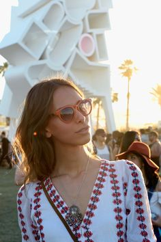 NYLON: These Are The Best Instagrams From Coachella: Weekend 1