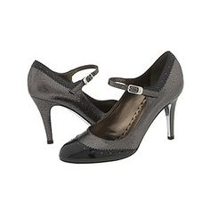 Juicy Couture Elle spectator mary janes