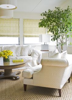 Young Huh Interiors  Family Room  Living  American  Contemporary  Transitional by Young Huh Interiors