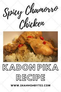 Guam Recipes, Cooking Recipes, Filipino Recipes, Recipe Instructions, Cooking Instructions, Chamorro Recipes, Chamorro Food, Gaspacho Recipe, Poffertjes Recipe