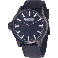 d61396edcea Relógio de Pulso Masculino Social Oversized Wall Street 49mm (Dark+Black).  Relógios Oversized