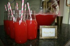 Princess punch once upon a time party
