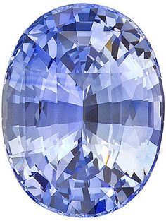 Blue Sapphire Loose Gemstone, Oval Cut, 11.7 x 8.9 mm, 5.01 Carats at BitCoin Gems