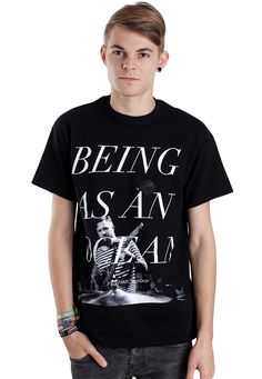Order Being As An Ocean - Didot - T-Shirt by Being As An Ocean for £13.99 (9/15/14) at Impericon UK.