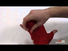 How to wrap your hands for boxing