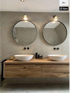 Bathroom Vanity Designs, Bathroom Design Luxury, Home Interior Design, Upstairs Bathrooms, Small Bathroom, Mirror Bathroom, Bathroom Storage, Beautiful Bathrooms, Bathroom Inspiration