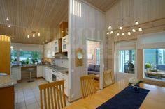 Cocina modelo kU173 de Kuusamo Log Houses