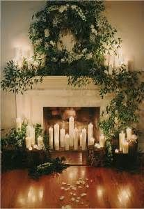 17 Best images about Mantle/Staircase/Garland Decor... on Pinterest | Christmas garlands ...