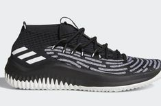 best sneakers a9cb7 b329a Available Now adidas Dame 4 Black History Month